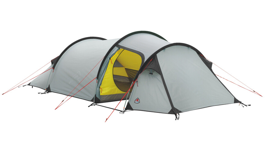 Robens Black Shrimp 3 tent grijs